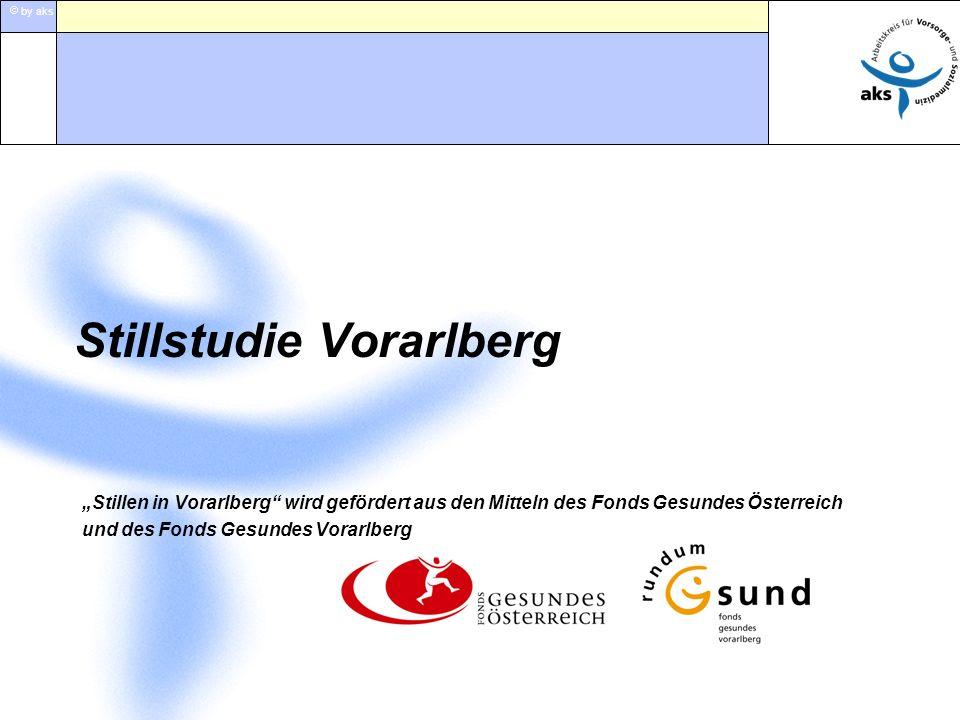 Stillstudie Vorarlberg
