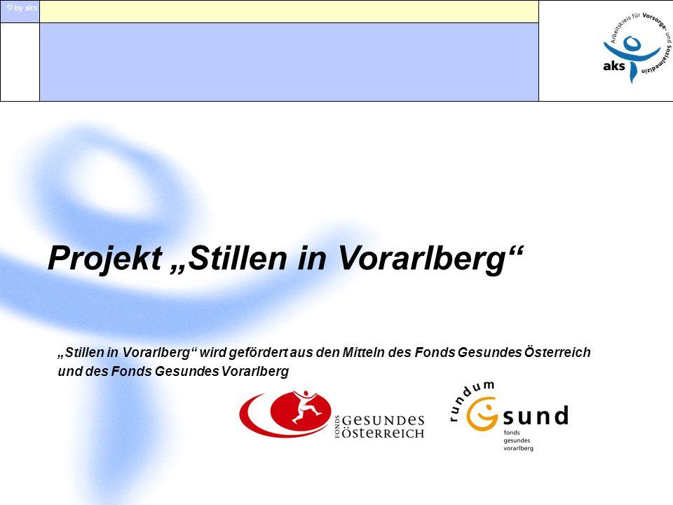 """Projekt """"Stillen in Vorarlberg"""