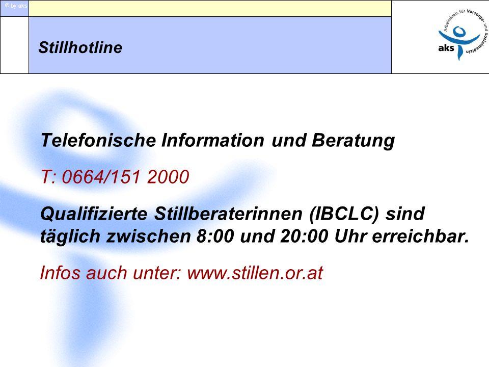 Telefonische Information und Beratung T: 0664/151 2000
