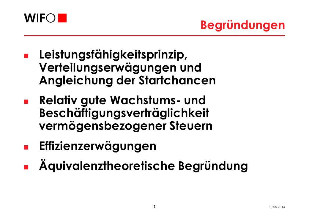 """""""Steuer- und Wachstumshierarchie"""