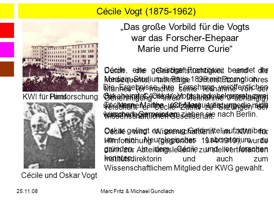 """""""Das große Vorbild für die Vogts war das Forscher-Ehepaar"""