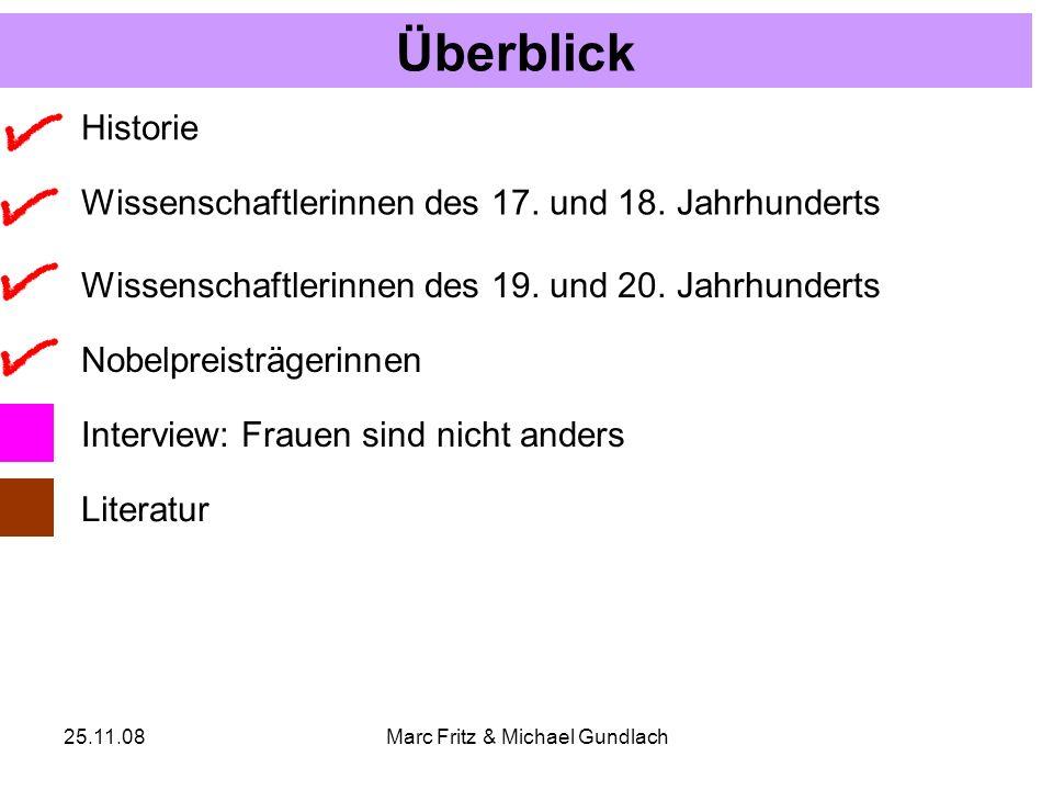 Marc Fritz & Michael Gundlach
