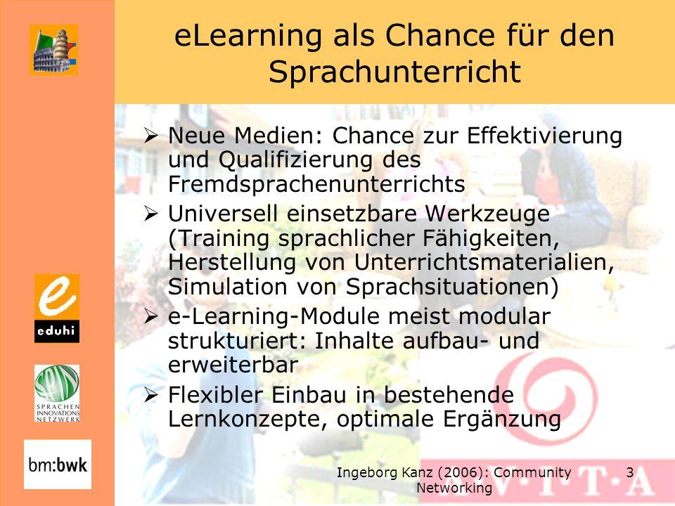 eLearning als Chance für den Sprachunterricht