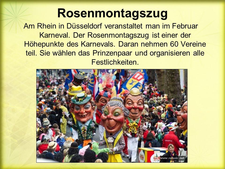 Rosenmontagszug