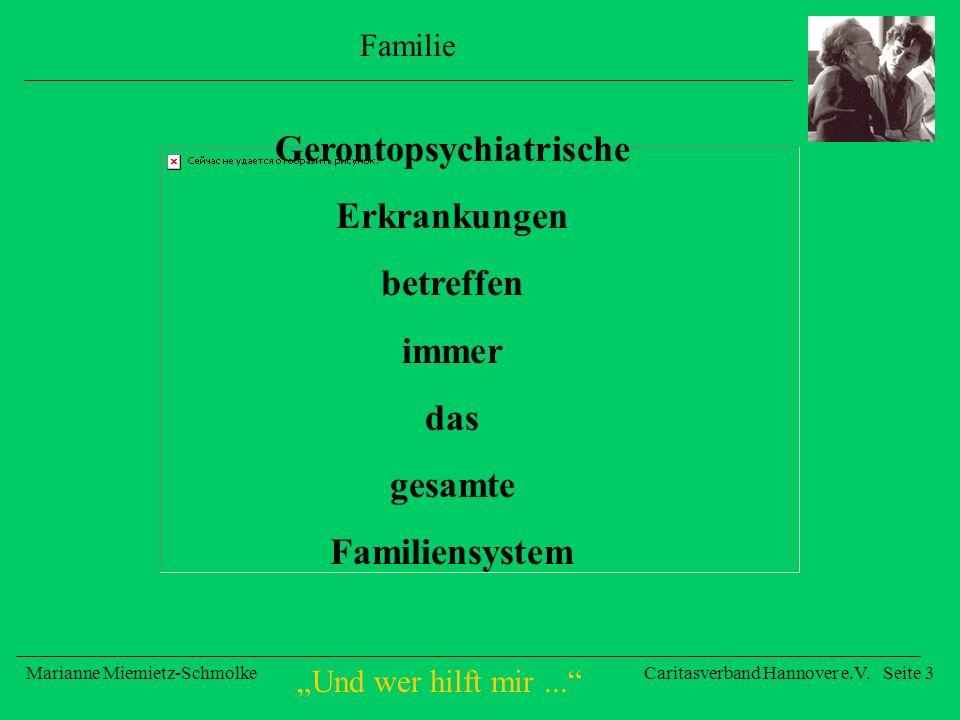 Gerontopsychiatrische