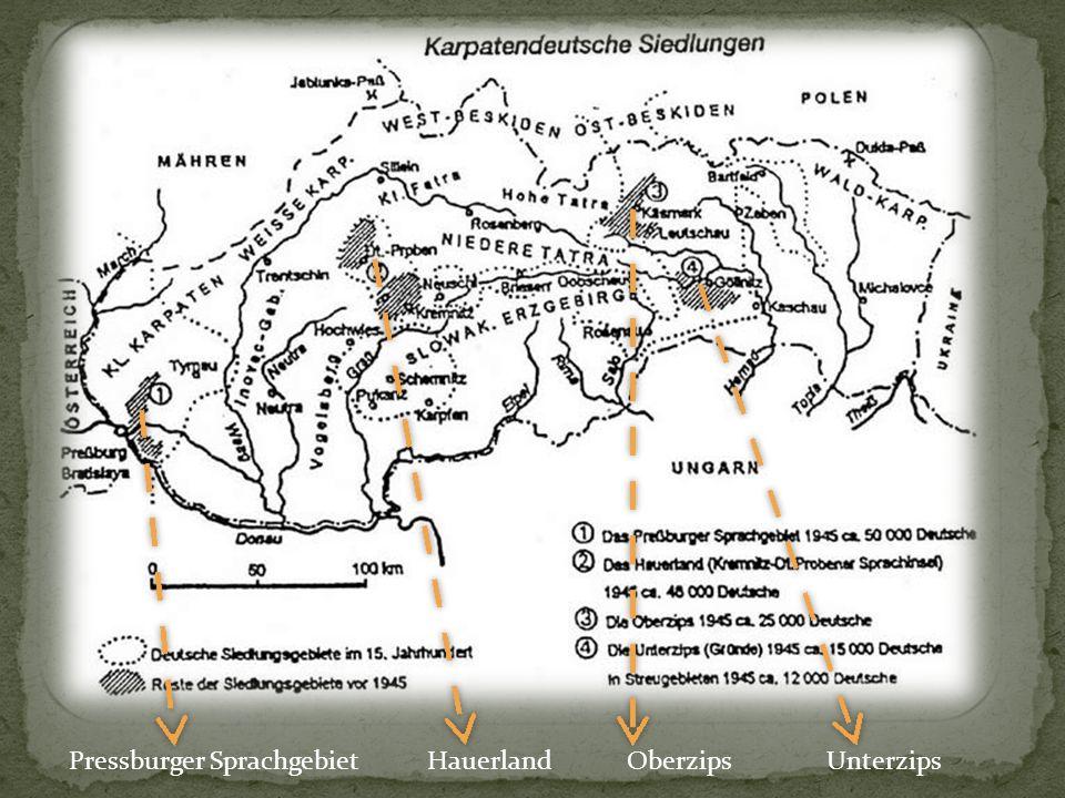 Pressburger Sprachgebiet