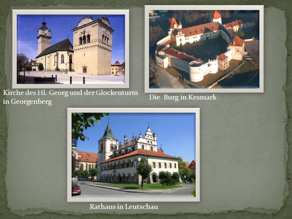 Kirche des Hl. Georg und der Glockenturm