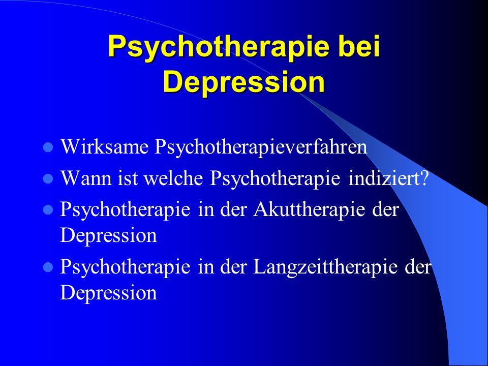 Kognitive Verhaltenstherapie Depressionen Kindes Jugendalter ...