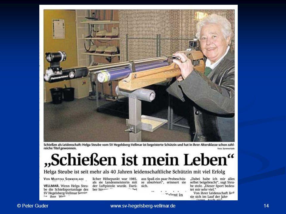 © Peter Guder www.sv-hegelsberg-vellmar.de
