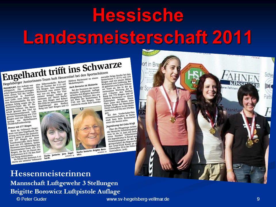 Hessische Landesmeisterschaft 2011