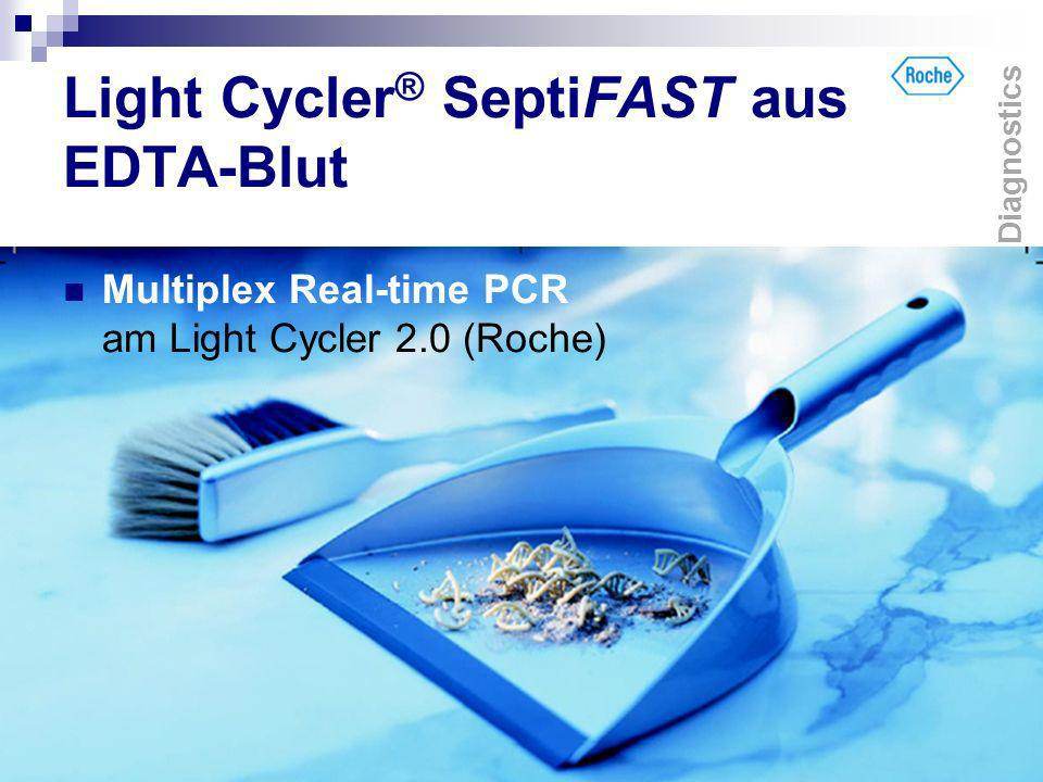 Light Cycler® SeptiFAST aus EDTA-Blut