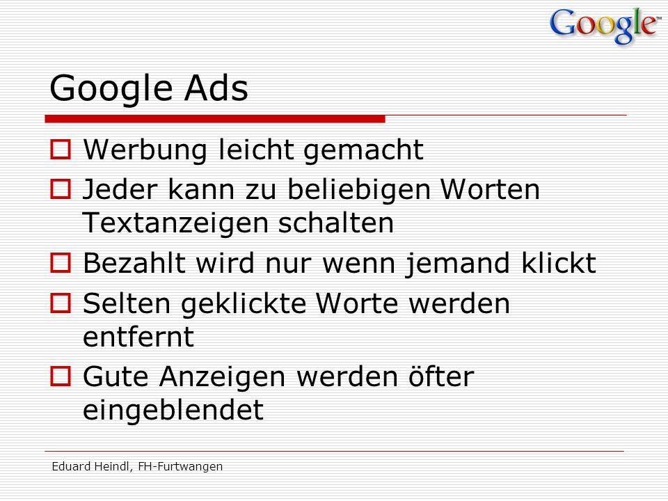 Google Ads Werbung leicht gemacht
