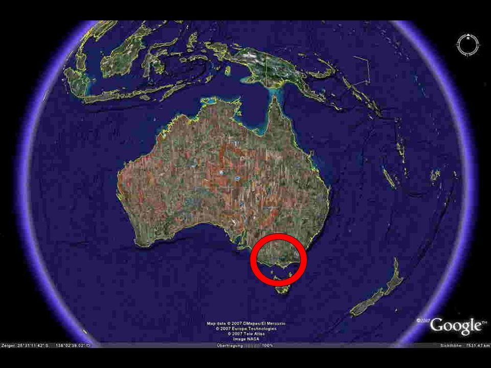 Australien. Eigentlich Melbourne genau