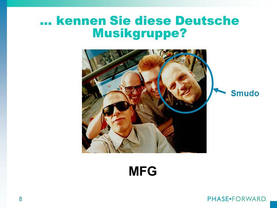 ... kennen Sie diese Deutsche Musikgruppe