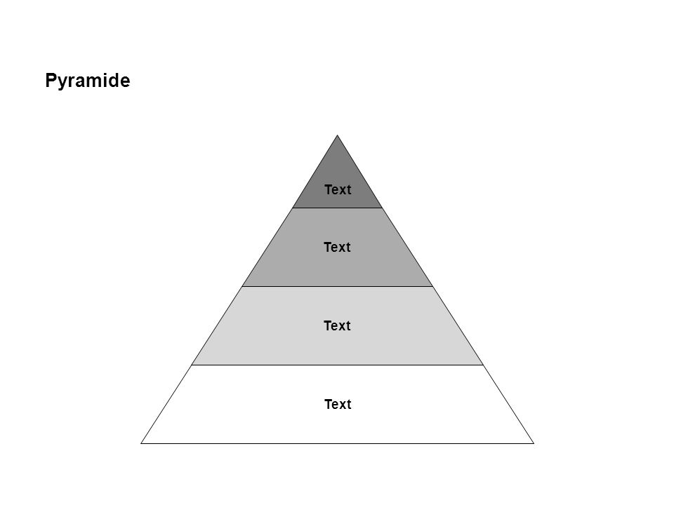 Pyramide Text
