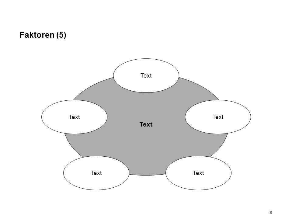Faktoren (5) Text