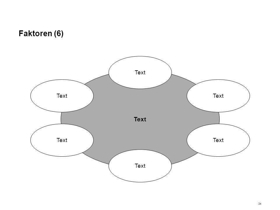 Faktoren (6) Text