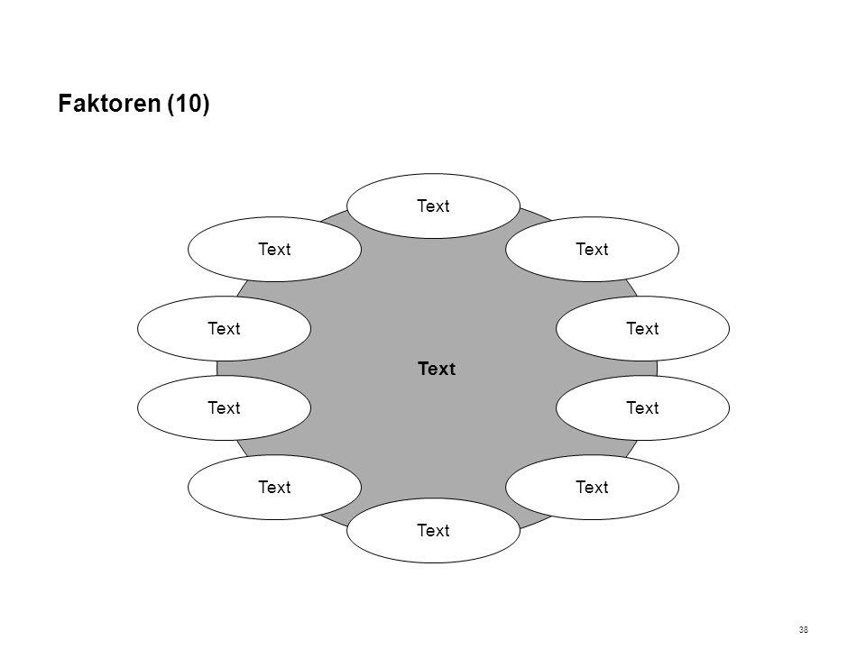 Faktoren (10) Text