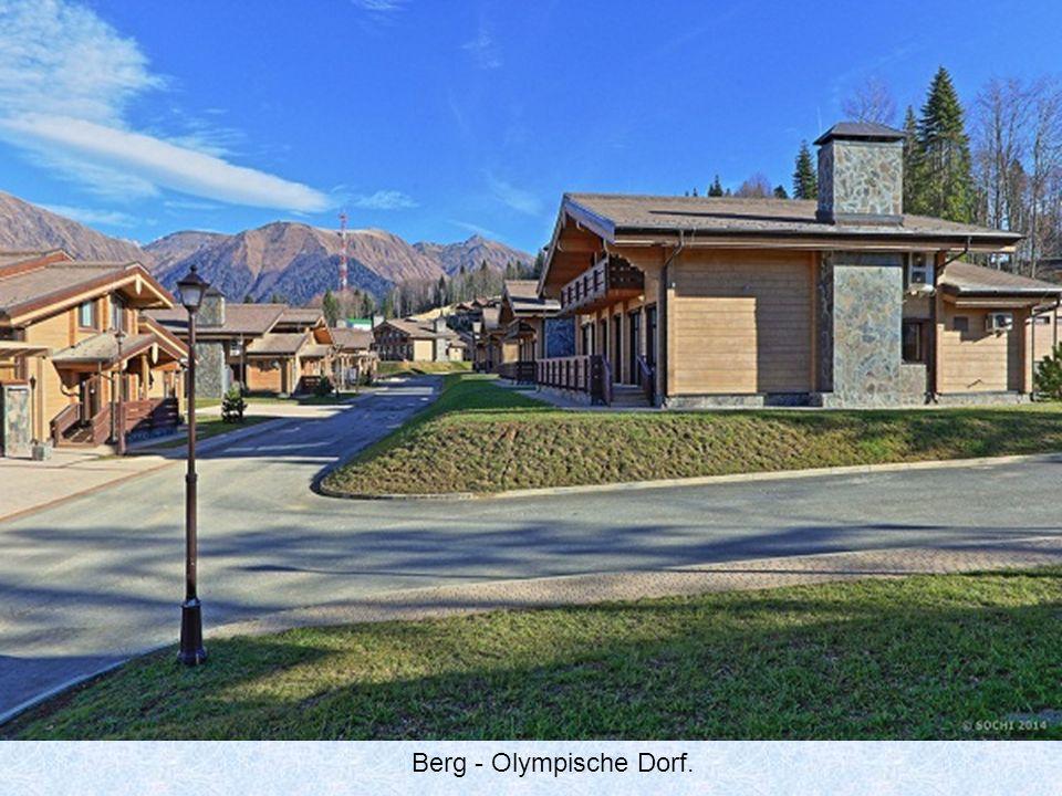 Berg - Olympische Dorf.