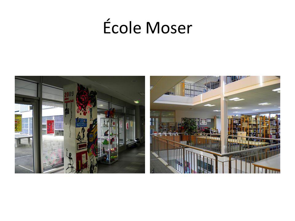 École Moser