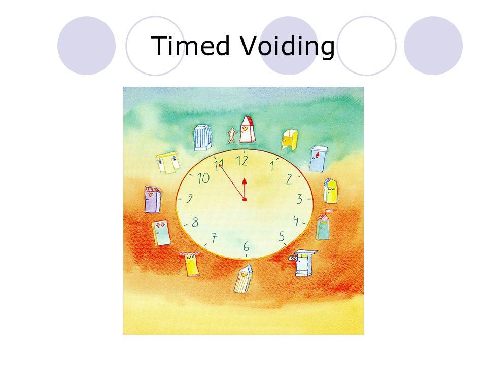 Timed Voiding