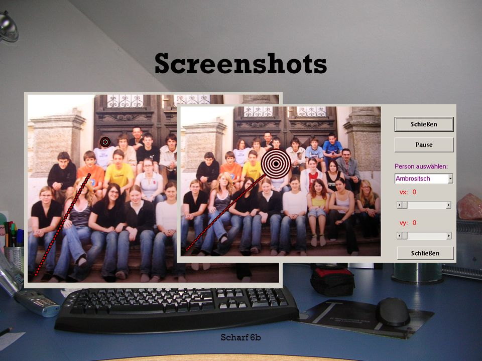 Screenshots Scharf 6b