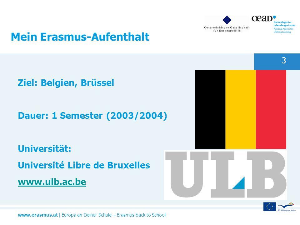 Mein Erasmus-Aufenthalt