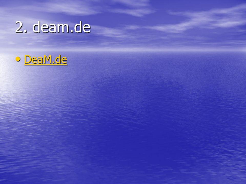 2. deam.de DeaM.de