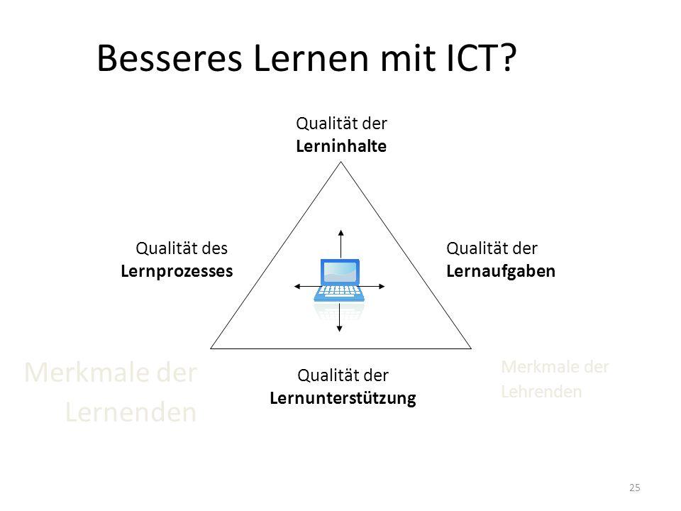 Besseres Lernen mit ICT