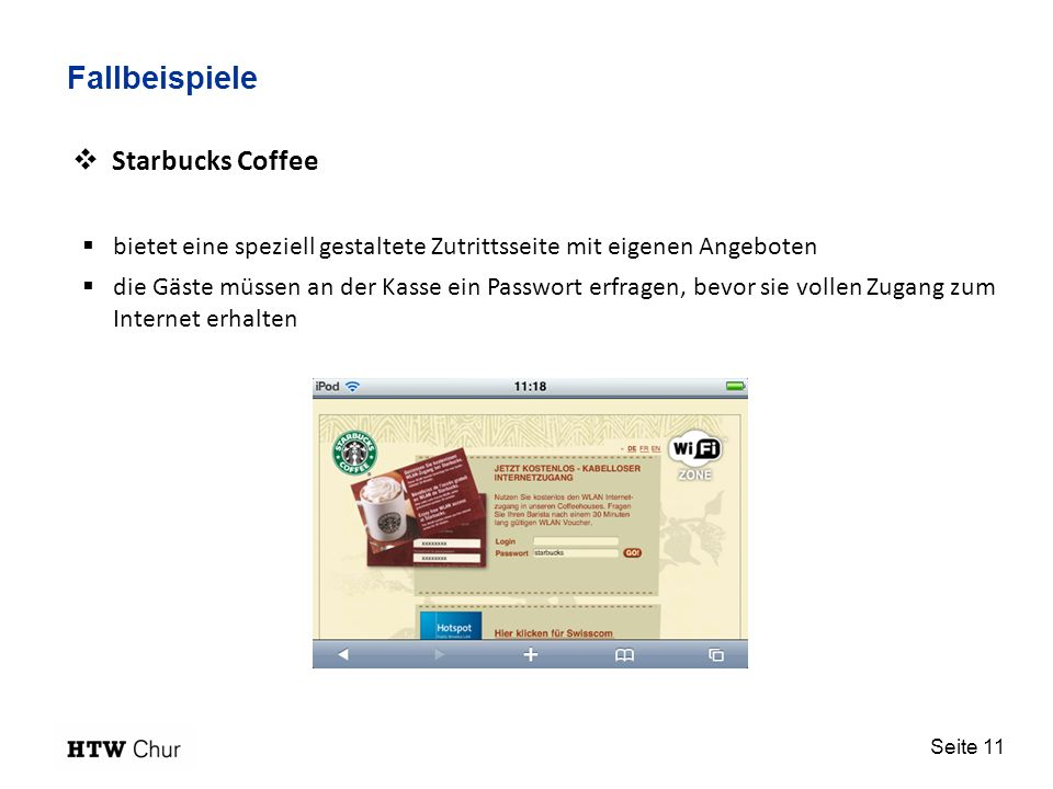 Fallbeispiele Starbucks Coffee