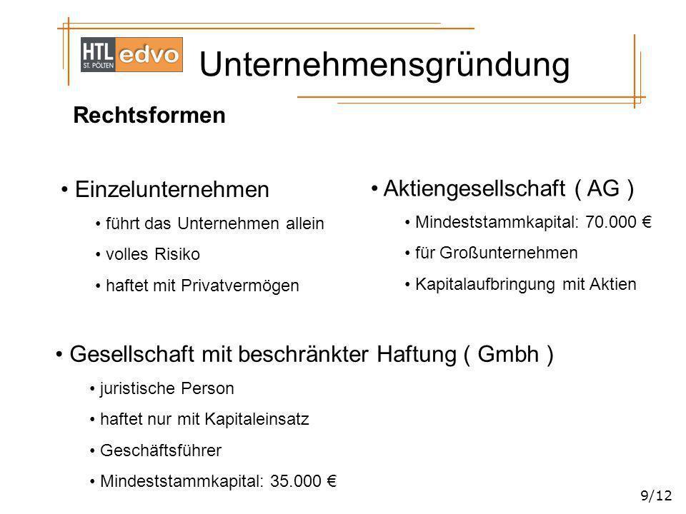 Aktiengesellschaft ( AG )