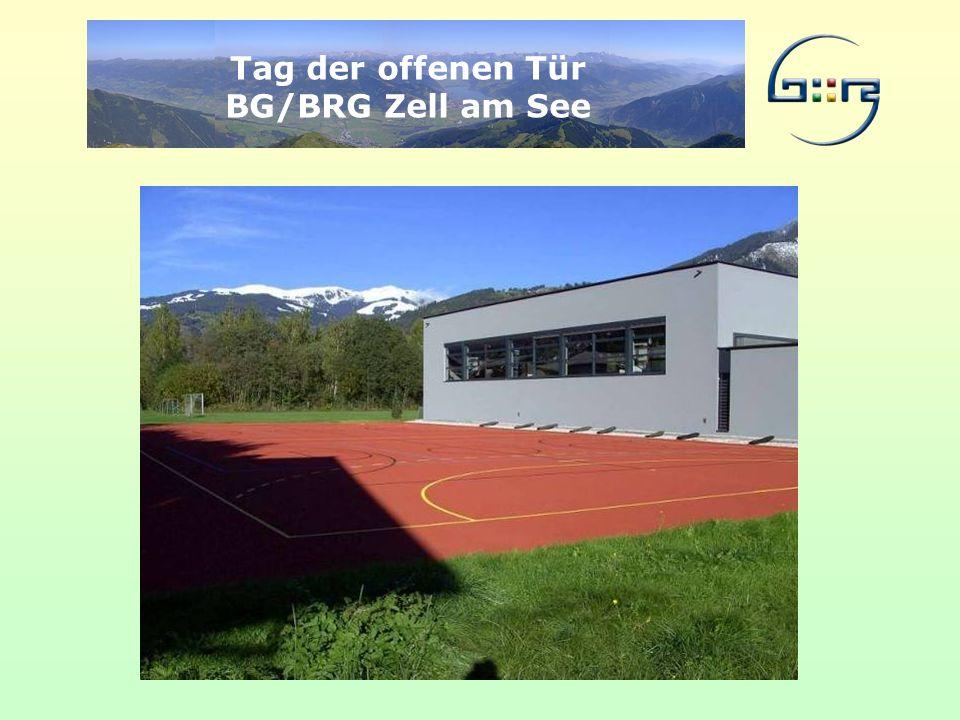 Tag der offenen Tür BG/BRG Zell am See