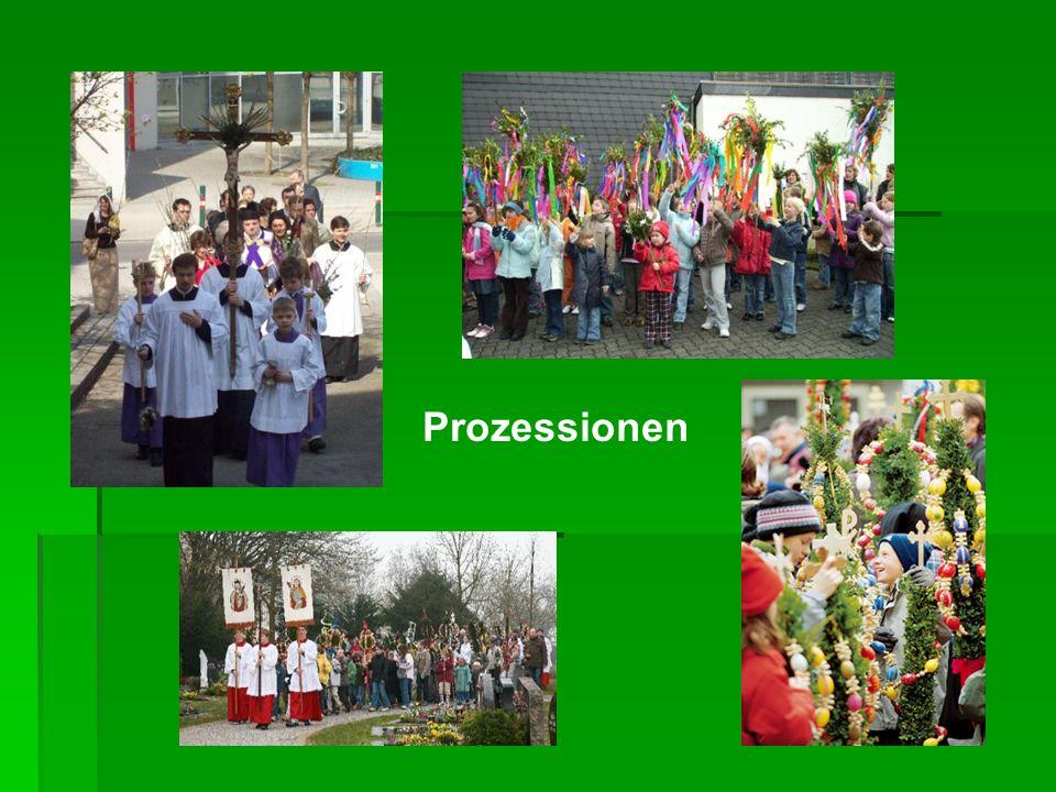 Prozessionen