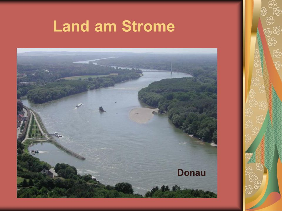 Land am Strome Donau