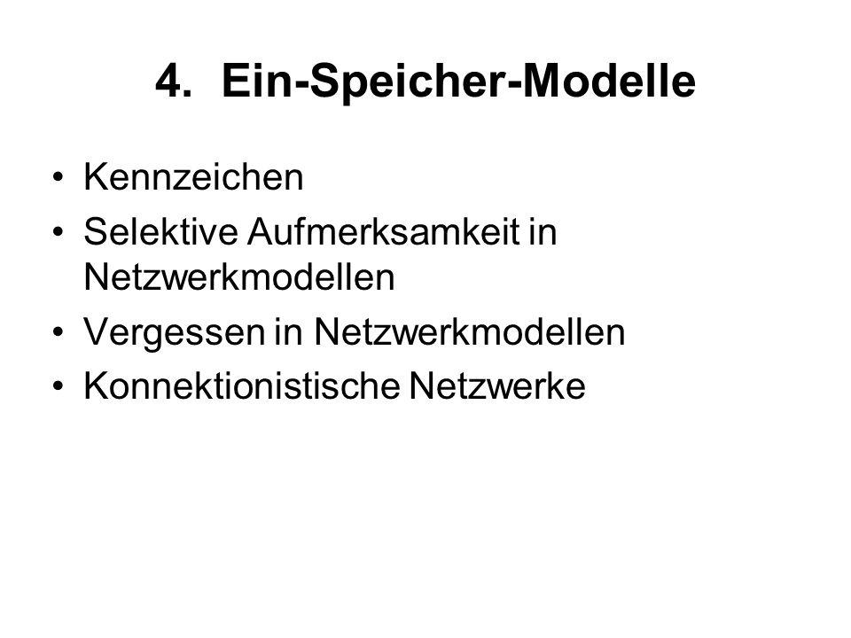 4. Ein-Speicher-Modelle