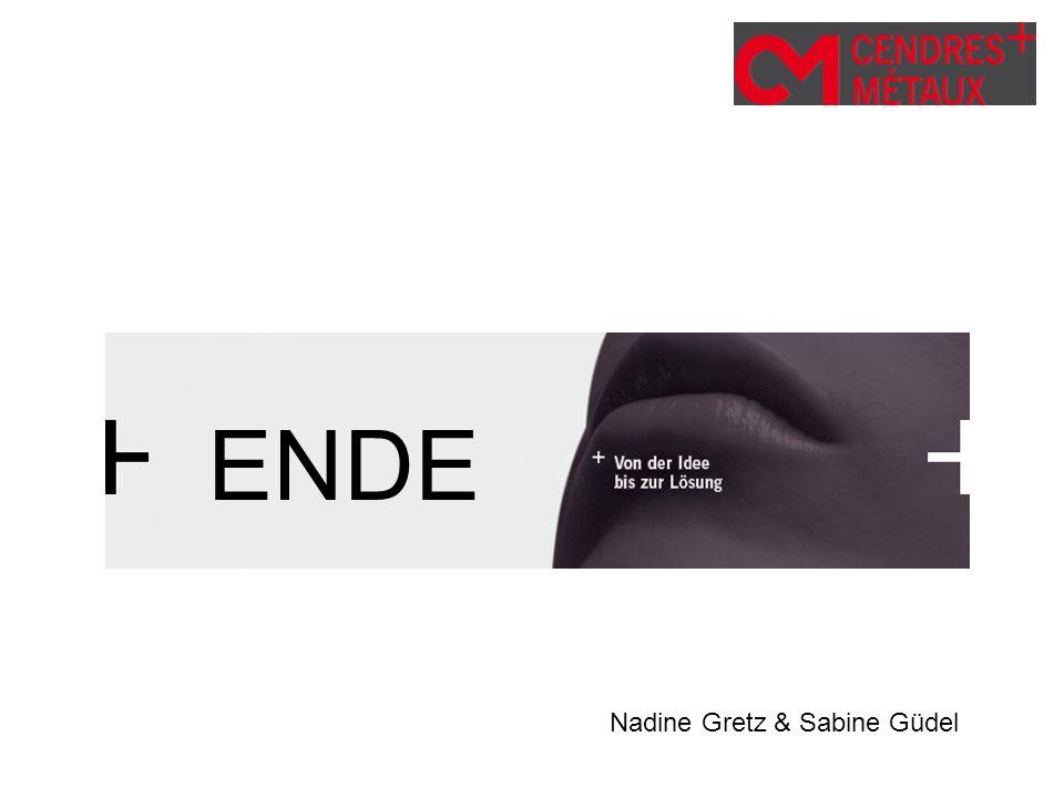 ENDE Nadine Gretz & Sabine Güdel