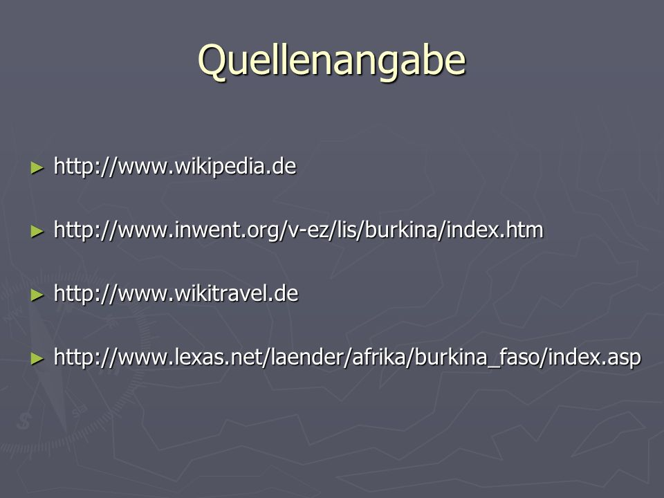 Quellenangabe http://www.wikipedia.de