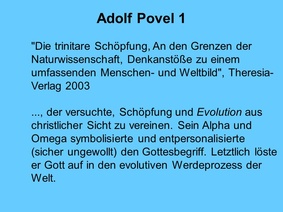 Adolf Povel 1