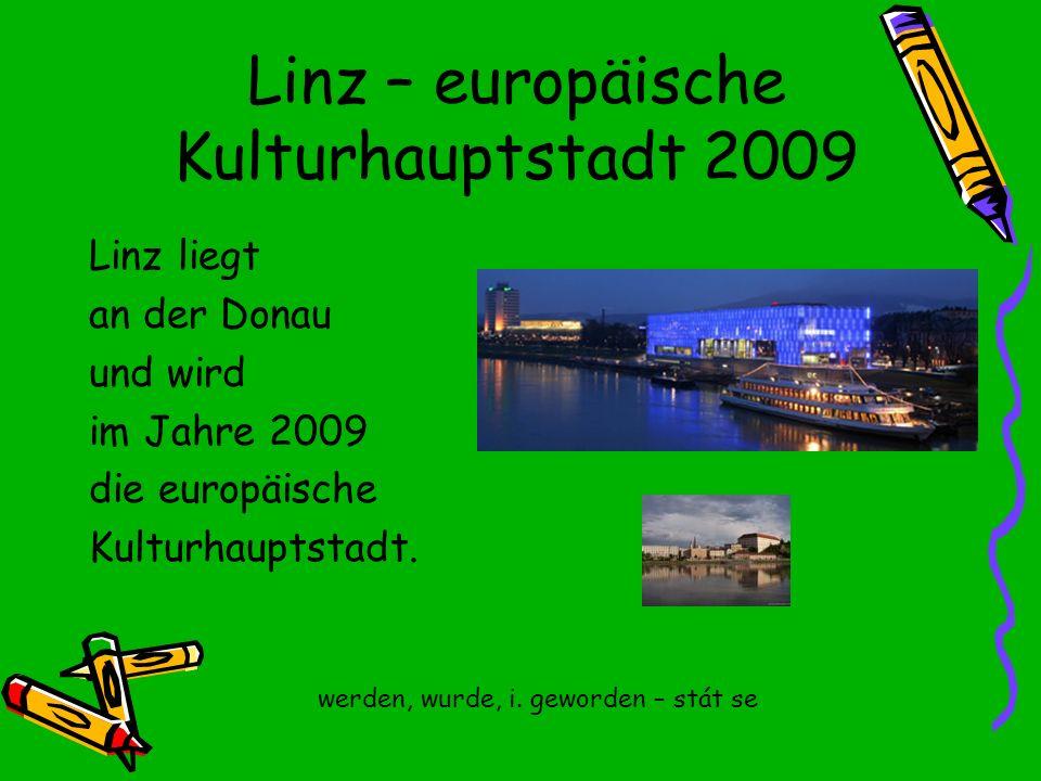 Linz – europäische Kulturhauptstadt 2009
