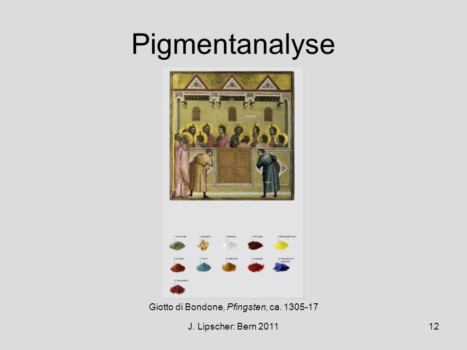 Giotto di Bondone, Pfingsten, ca. 1305-17