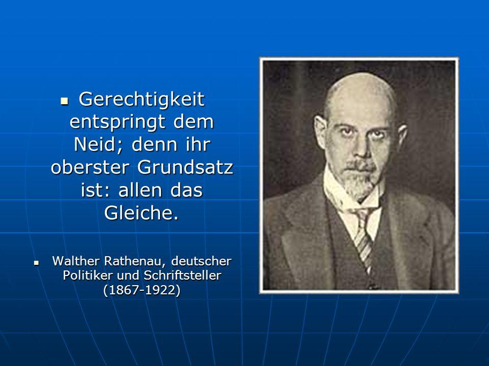 Walther Rathenau, deutscher Politiker und Schriftsteller (1867-1922)
