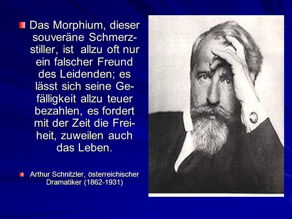 Arthur Schnitzler, österreichischer Dramatiker (1862-1931)