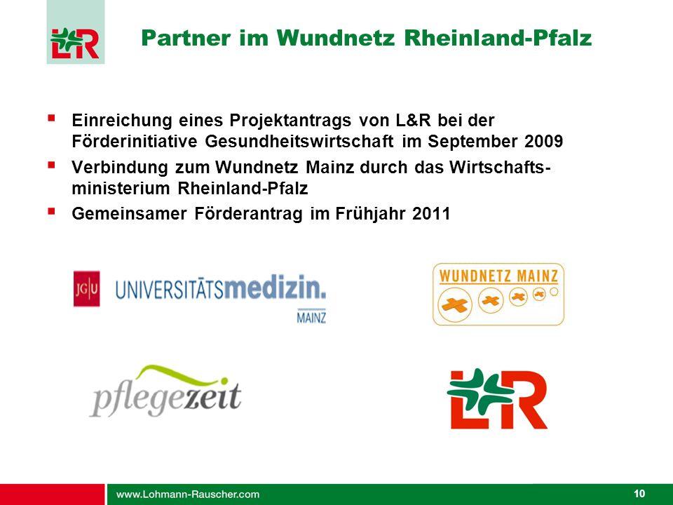 Partner im Wundnetz Rheinland-Pfalz