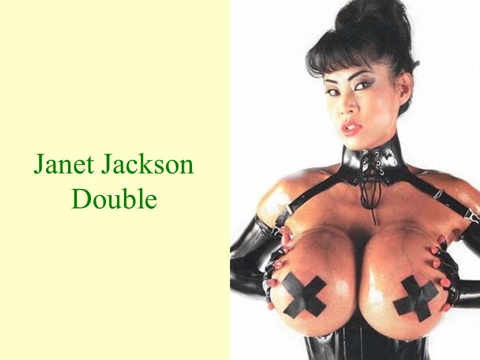 Janet Jackson Double