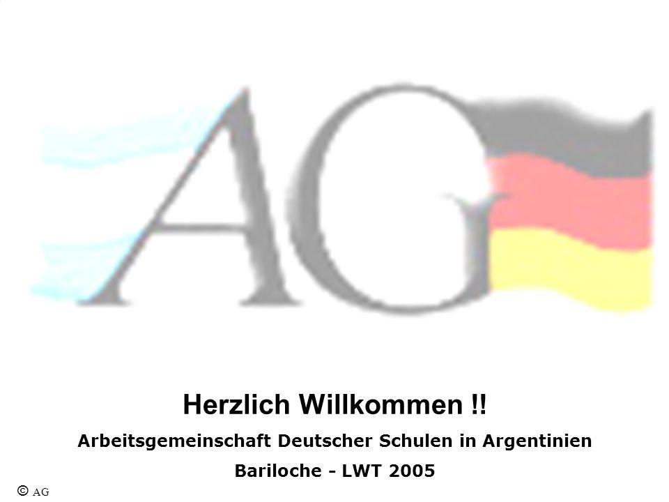 Arbeitsgemeinschaft Deutscher Schulen in Argentinien