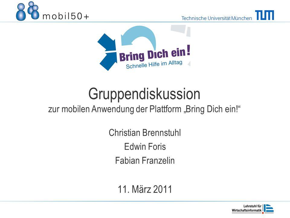 Christian Brennstuhl Edwin Foris Fabian Franzelin 11. März 2011