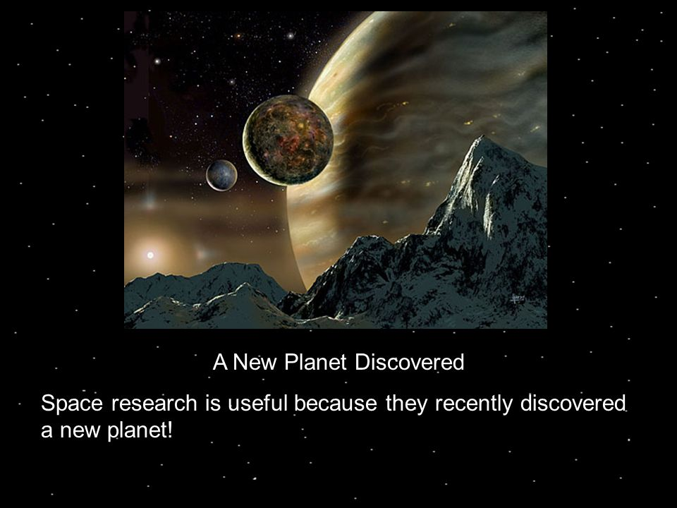 A New Planet Discovered