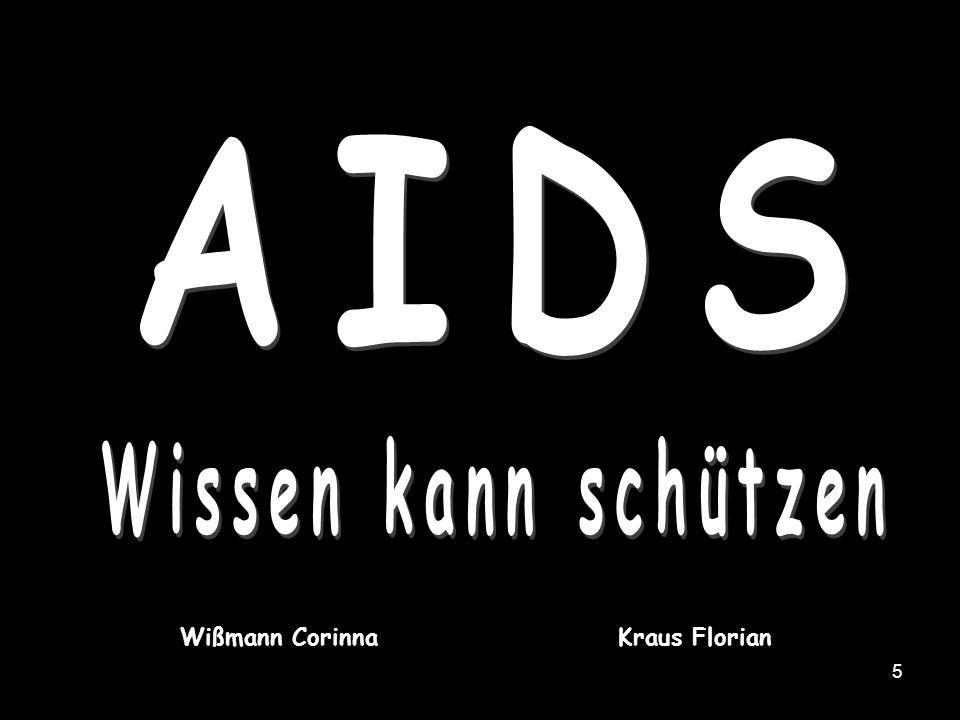 AIDS Wissen kann schützen