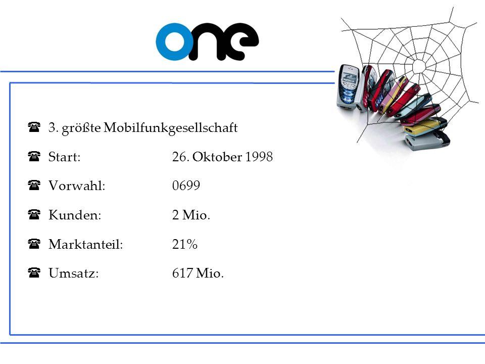 3. größte Mobilfunkgesellschaft