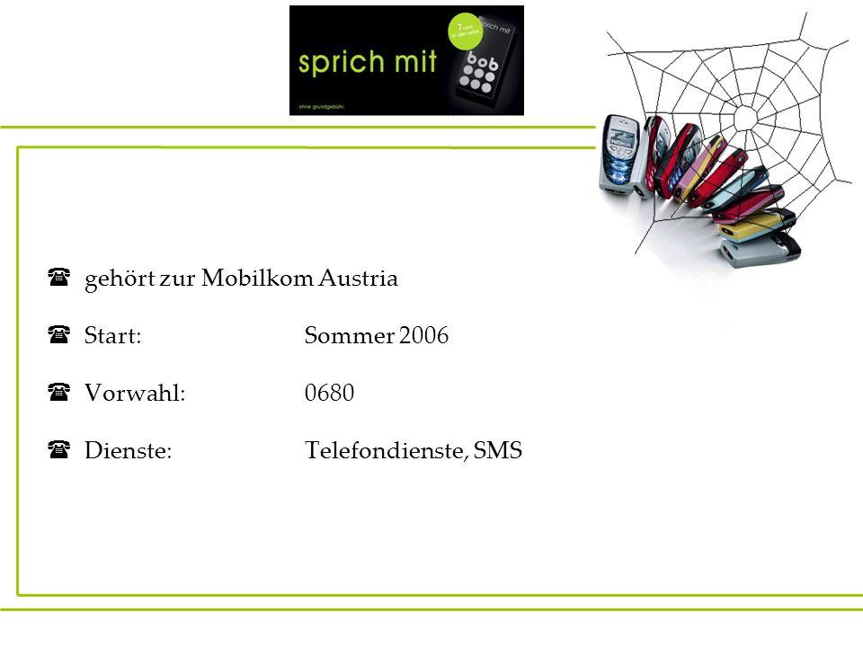 gehört zur Mobilkom Austria